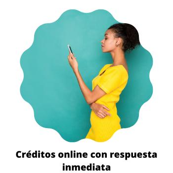 créditos online con respuesta inmediata
