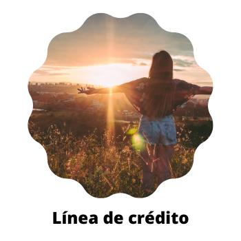 línea de crédito