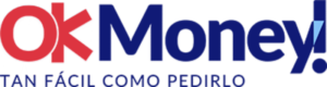 Okmoney logo banco