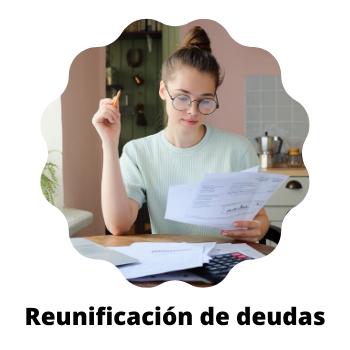 reunificación de deudas